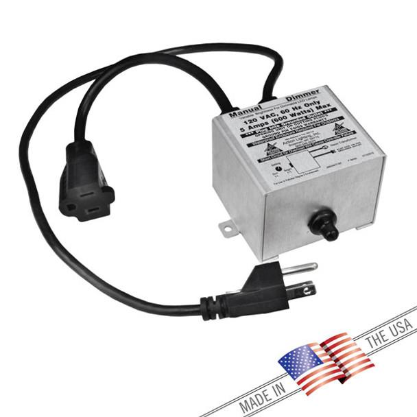 LED - Incandescent Single Channel Dimmer