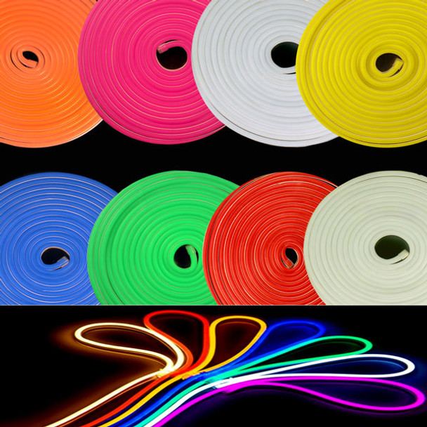 6mm SMD Flexible Neon Rope Light Color Options