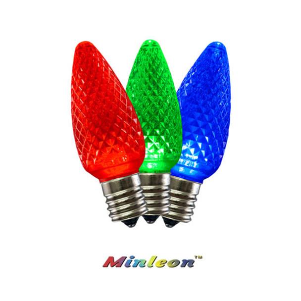C9 RGB Minleon Color Changing Bulb