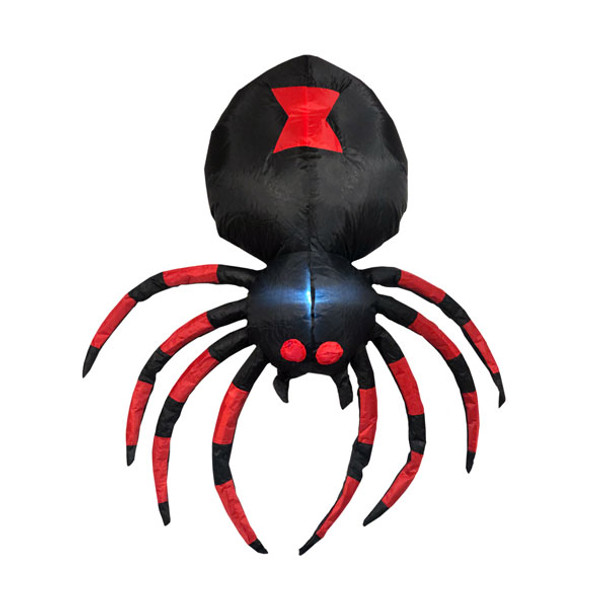 4ft Halloween Spider Inflatable
