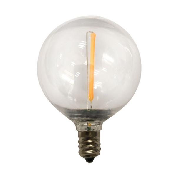 E12 Single LED Filament RetroFit Bulb