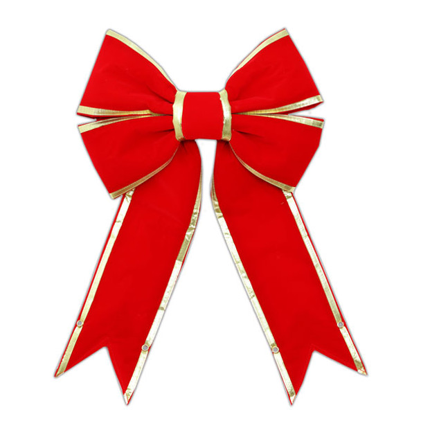 Commercial 12 inch Christmas Bow
