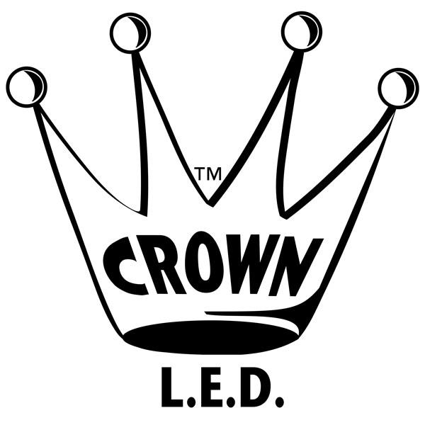 CROWN LED Logo