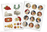Printable Ancient Rome + Gods and Goddesses clip art, use for your report on Ancient Rome.