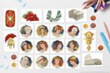 Print this clip art for your Ancient Rome Report (Includes ancient Roman Gods and Goddesses, Jupiter, Juno, Bacchus, Mars, Minerva, Venus, Apollo, Diana, Mercury, Neptune, Venus, and Vesta)