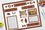 Ancient Greece Display Board Poster Project Kit