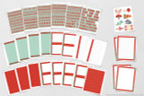 25+ pages of Ancient China themed printable templates for School Projects.