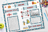 England report kit.