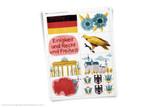 Germany themed clip art.