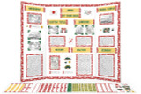 Japan themed printable kit to make poster display board. Includes borders, titles, writing templates and more!