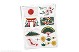 Printable Japan Clip Art! For school report projects.