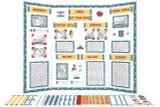 Printable kit for Israel themed display board.