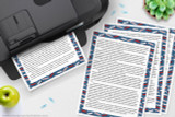 Writing template for Russia school projects, reports, World Thinking Day projects, Geography Fairs, country reports.