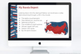 Russia PowerPoint Template Theme