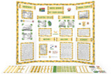 Printable kit for South Africa themed display board.