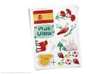Printable Spain themed clip art!