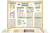 United Arab Emirates Display Board Poster Project Kit