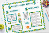 Easily create a stunning, colorful Plant Science poster.