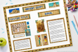 Ancient Egypt Project Display Board Poster Kit (Printable)