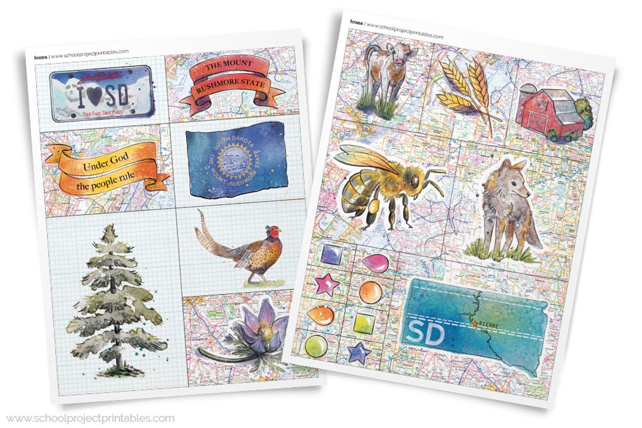 North Dakota State Bird | North dakota, State birds, Bird coloring ... | 1366x2048