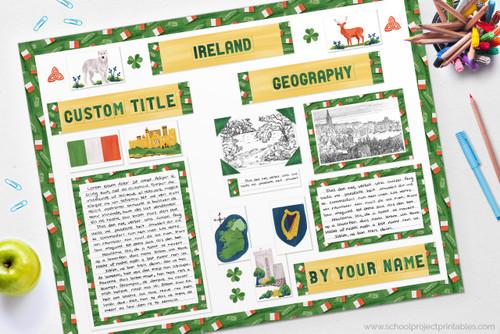 Ireland Project Kit