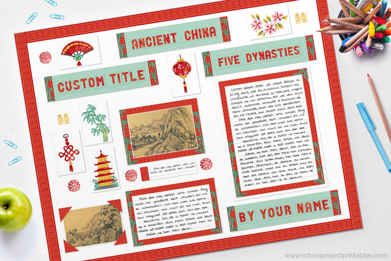 Ancient China Project Tutorial