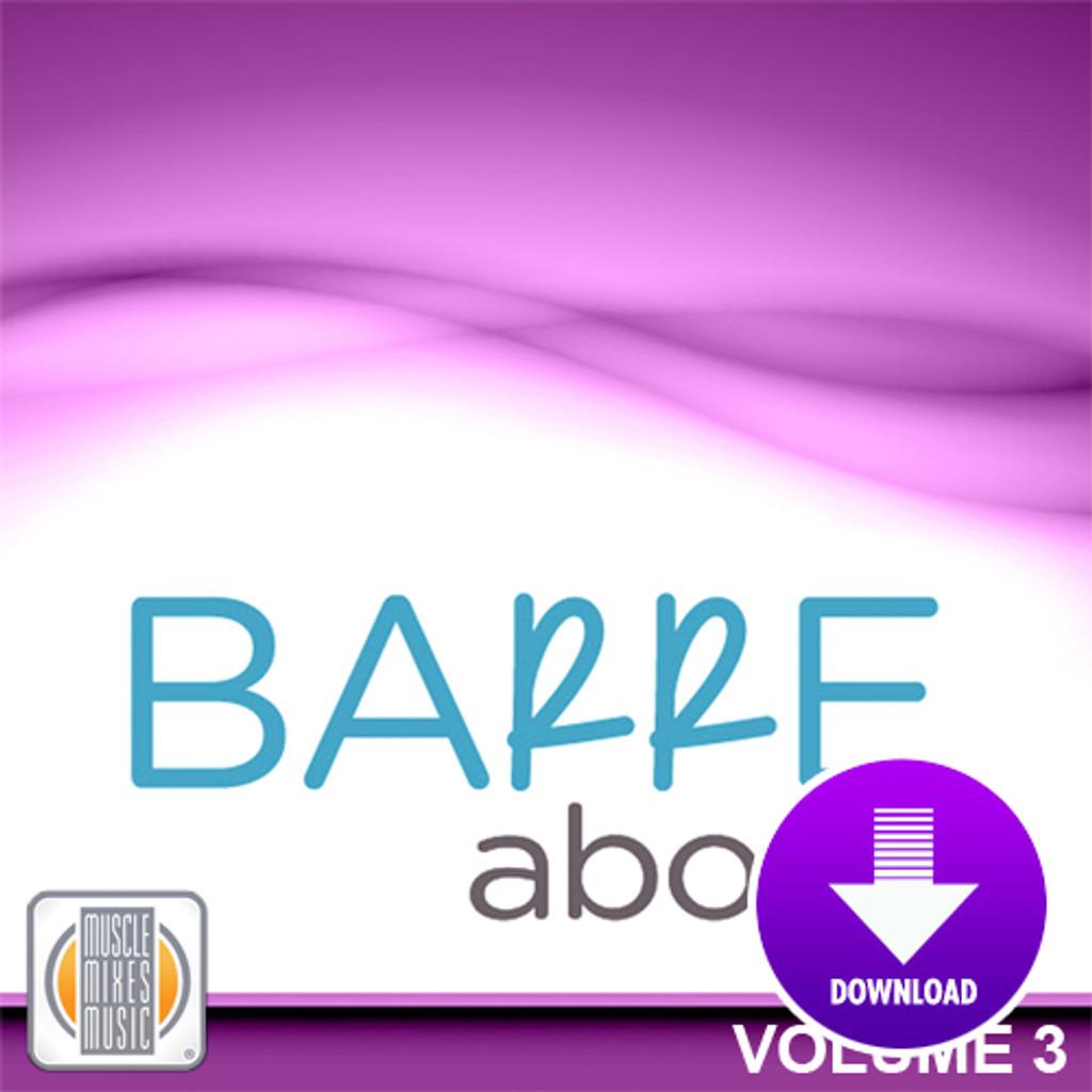 Barre Above , Vol 3-Digital Download