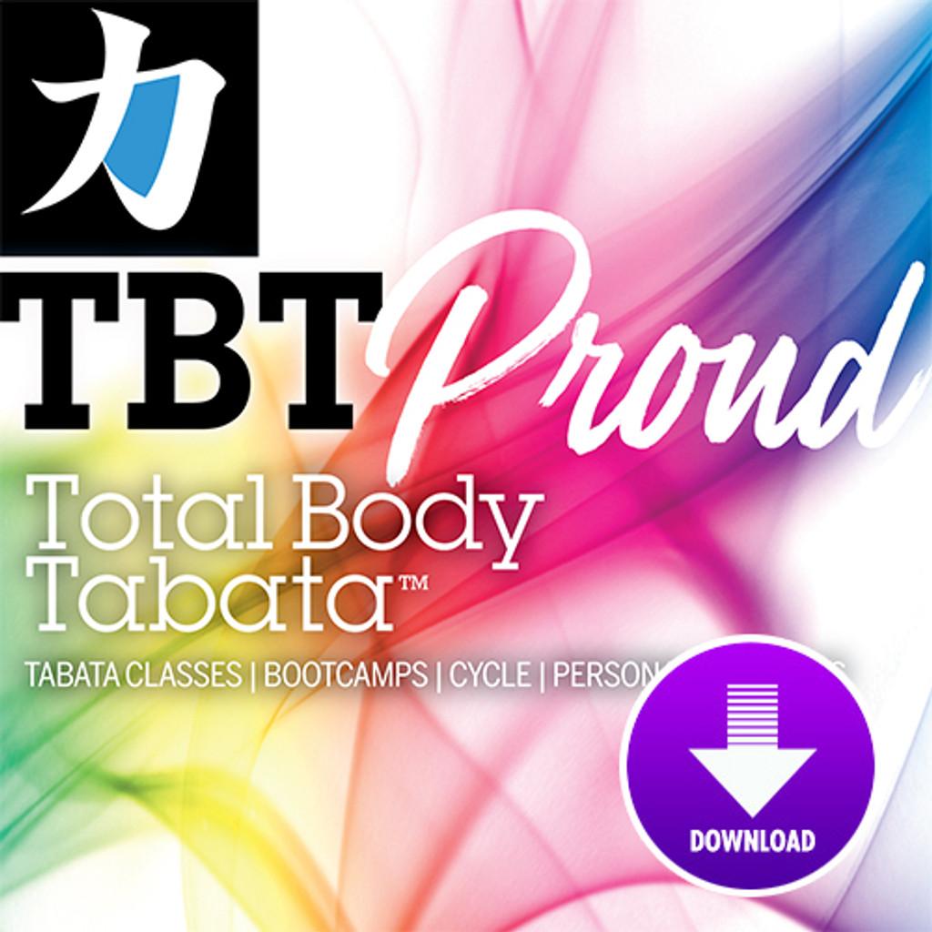 Total Body Tabata - PROUD - Digital Download