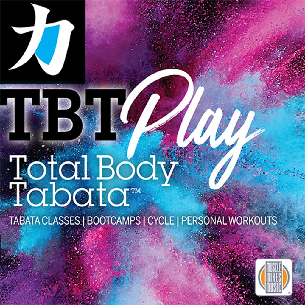 Total Body Tabata - PLAY - CD