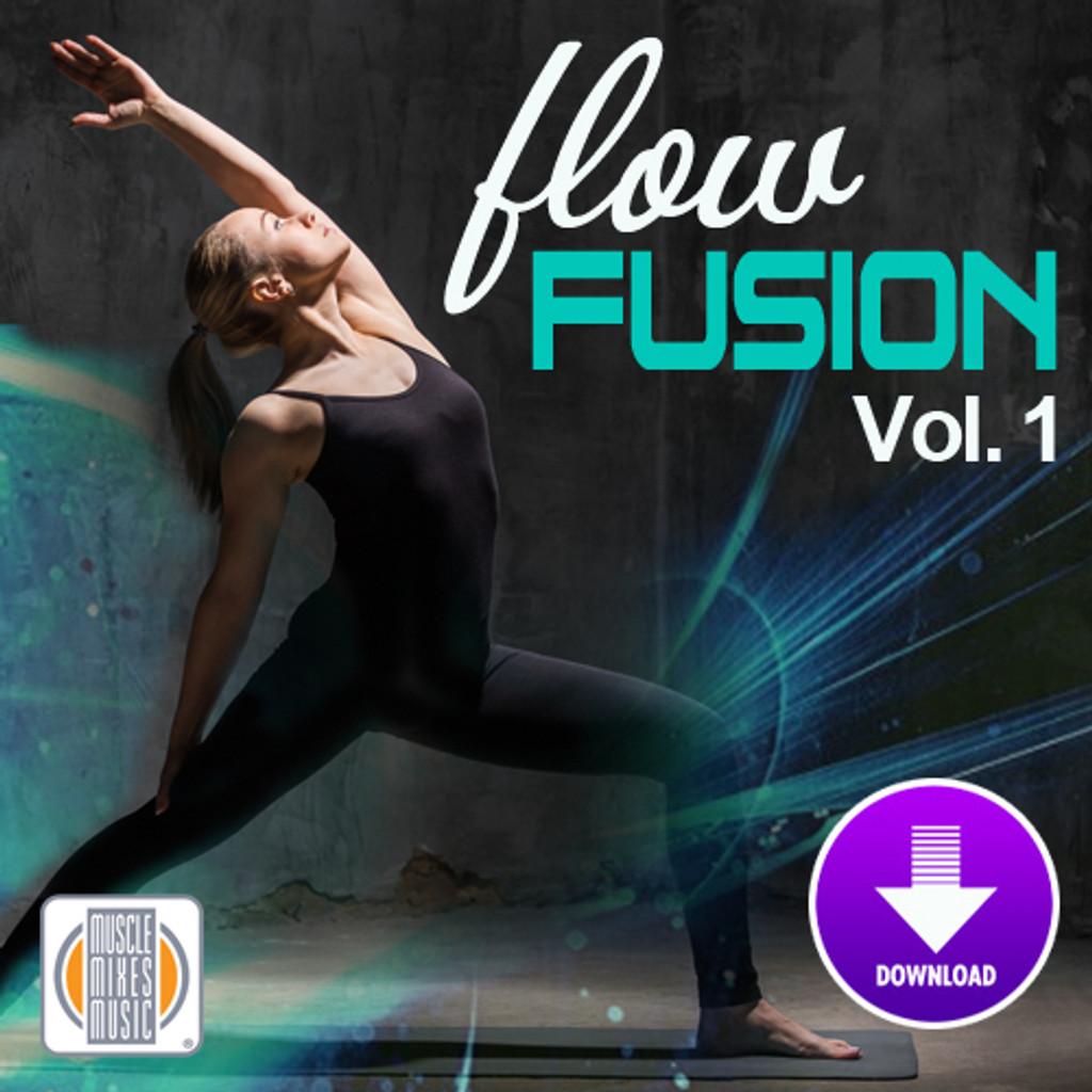 Flow Fusion, Vol. 1 (Virtual Fitness)
