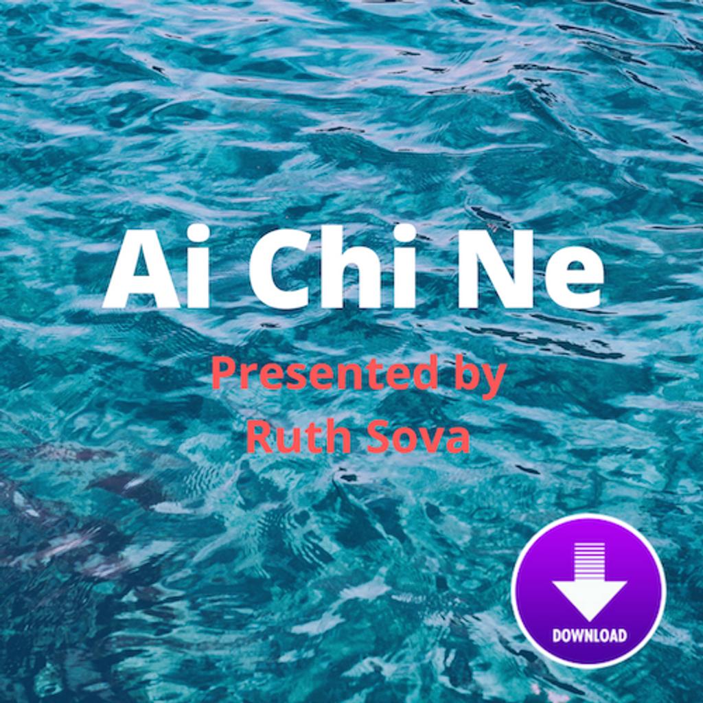 Ai Chi Ne - Aquatic Balance Program - Digital