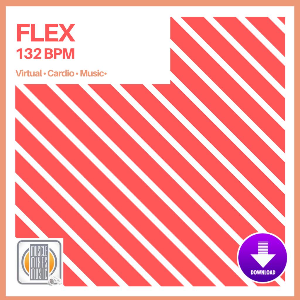 Flex - 132 BPM (Virtual Fitness)