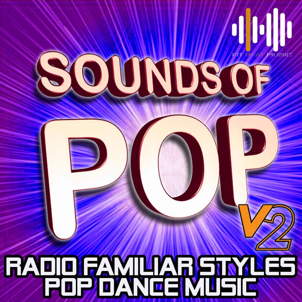 Sounds Of Pop  Volume 2 - 136 BPM (Virtual Fitness)