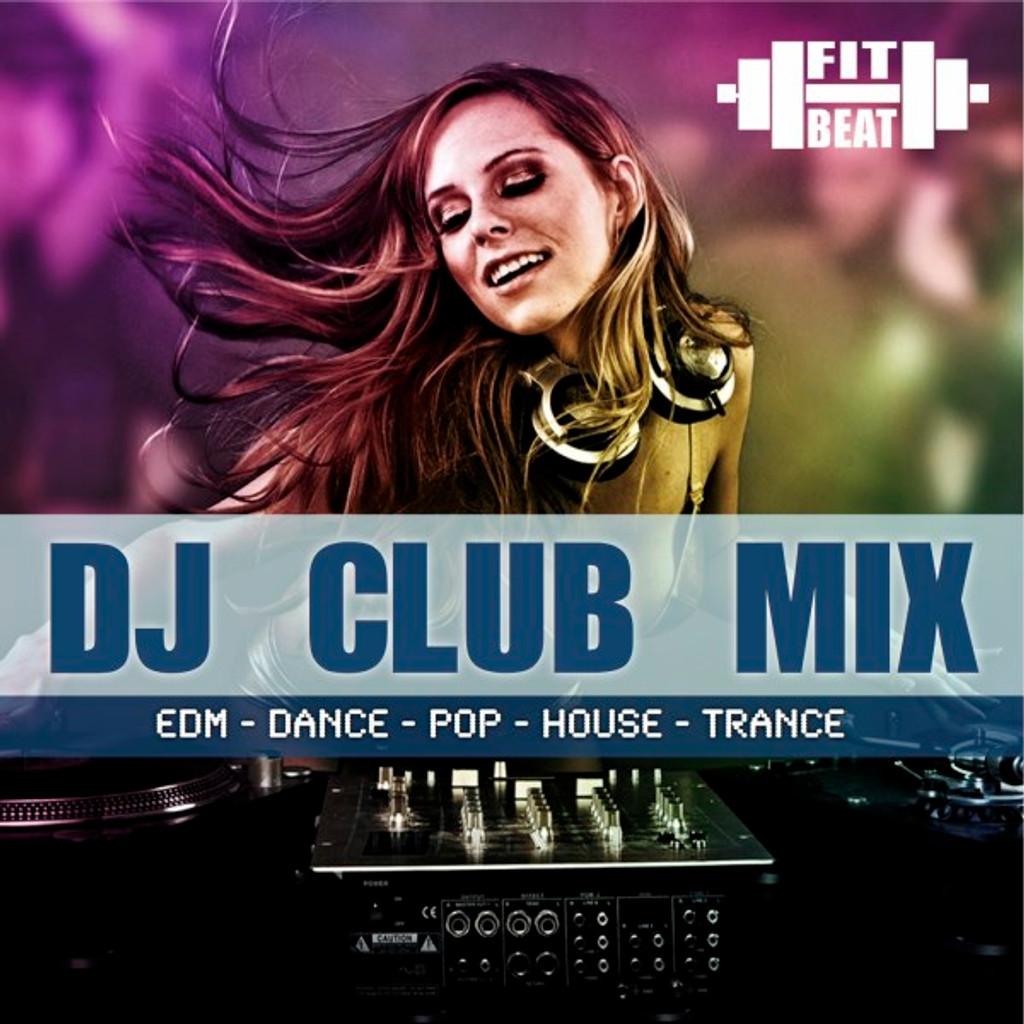 DJ Club Mix - 136 BPM (Virtual Fitness)