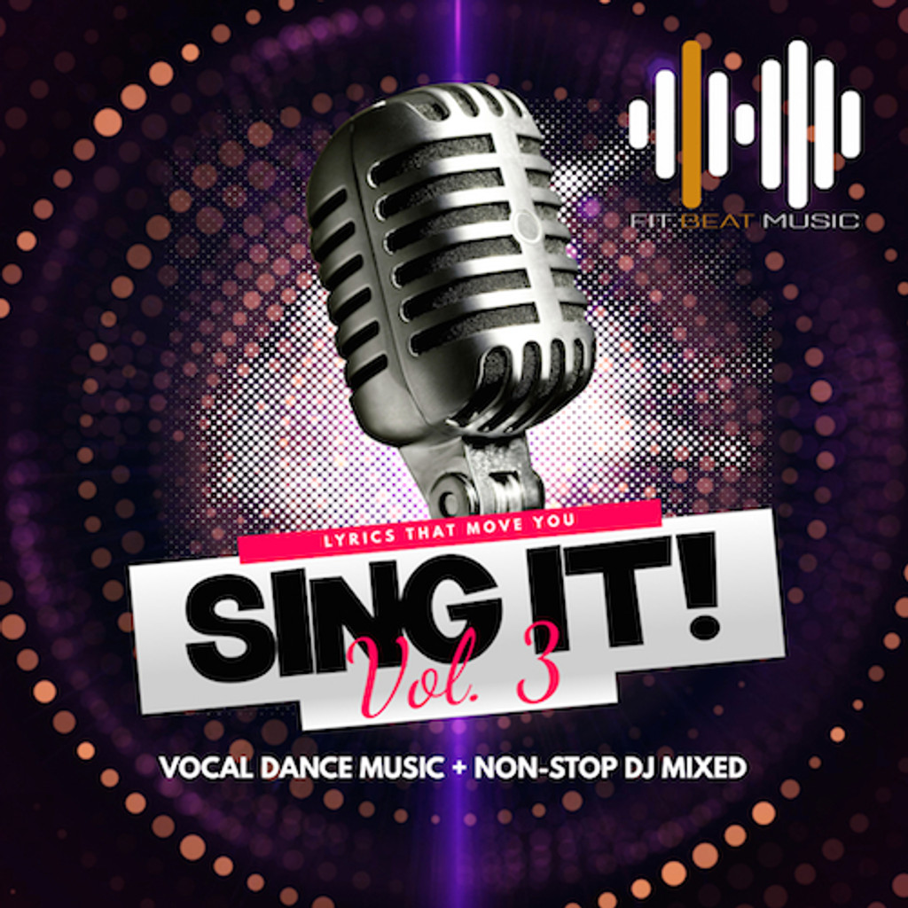 Sing It! Volume 3 - 135 BPM (Virtual Fitness)