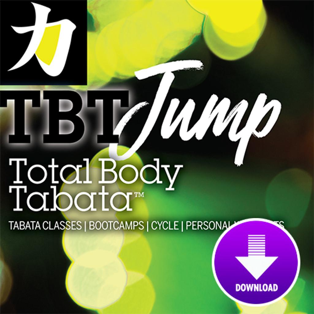 Total Body Tabata - JUMP - Digital