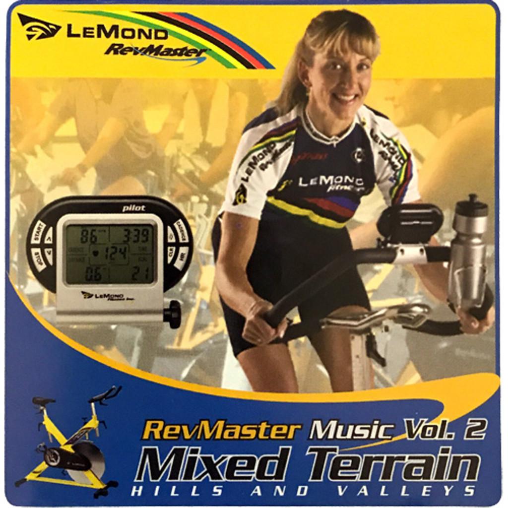 MIXED TERRAIN, Indoor Cycling