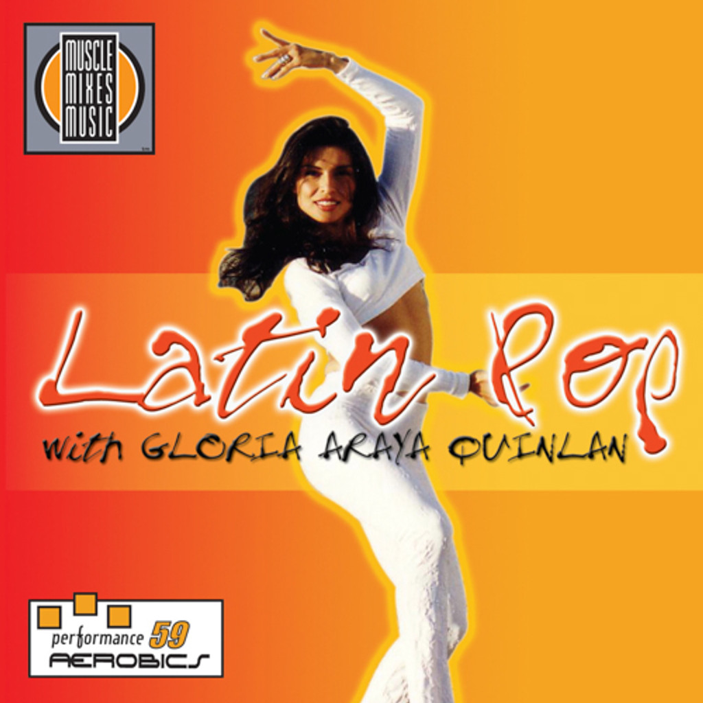 LATIN POP - Performance Aerobics 59 - DISCONTINUED