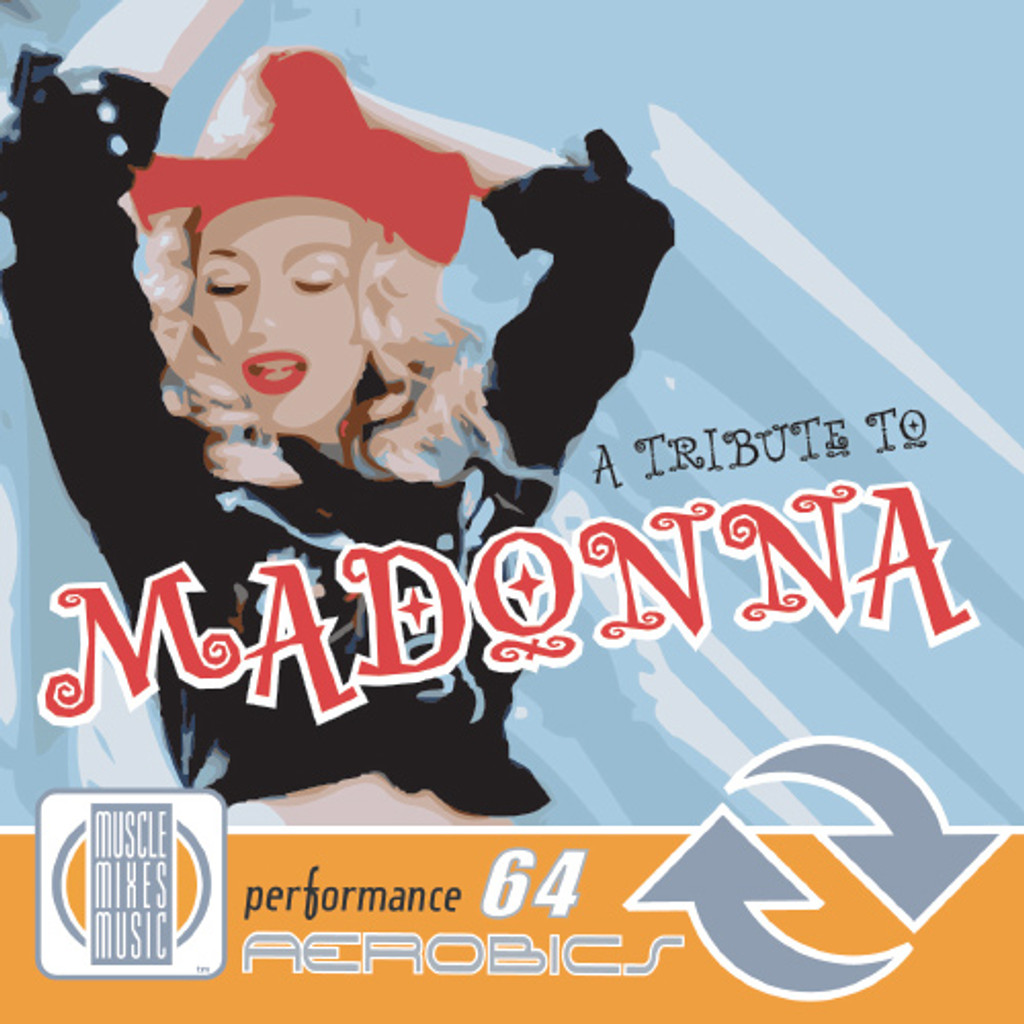 TRIBUTE TO MADONNA - Performance Aerobics 64