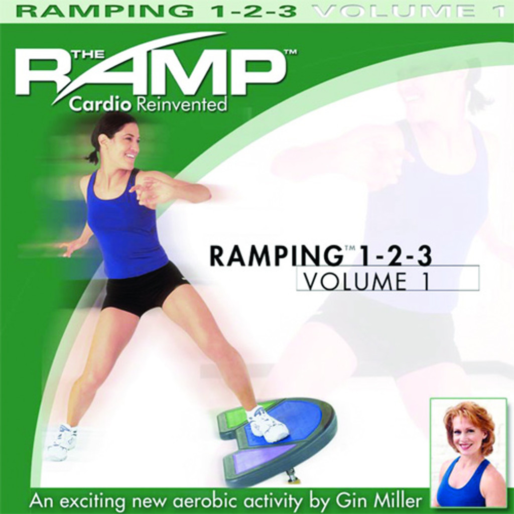 RAMP: Class-Ready Workout 3/4 Music - DISCONTINUED