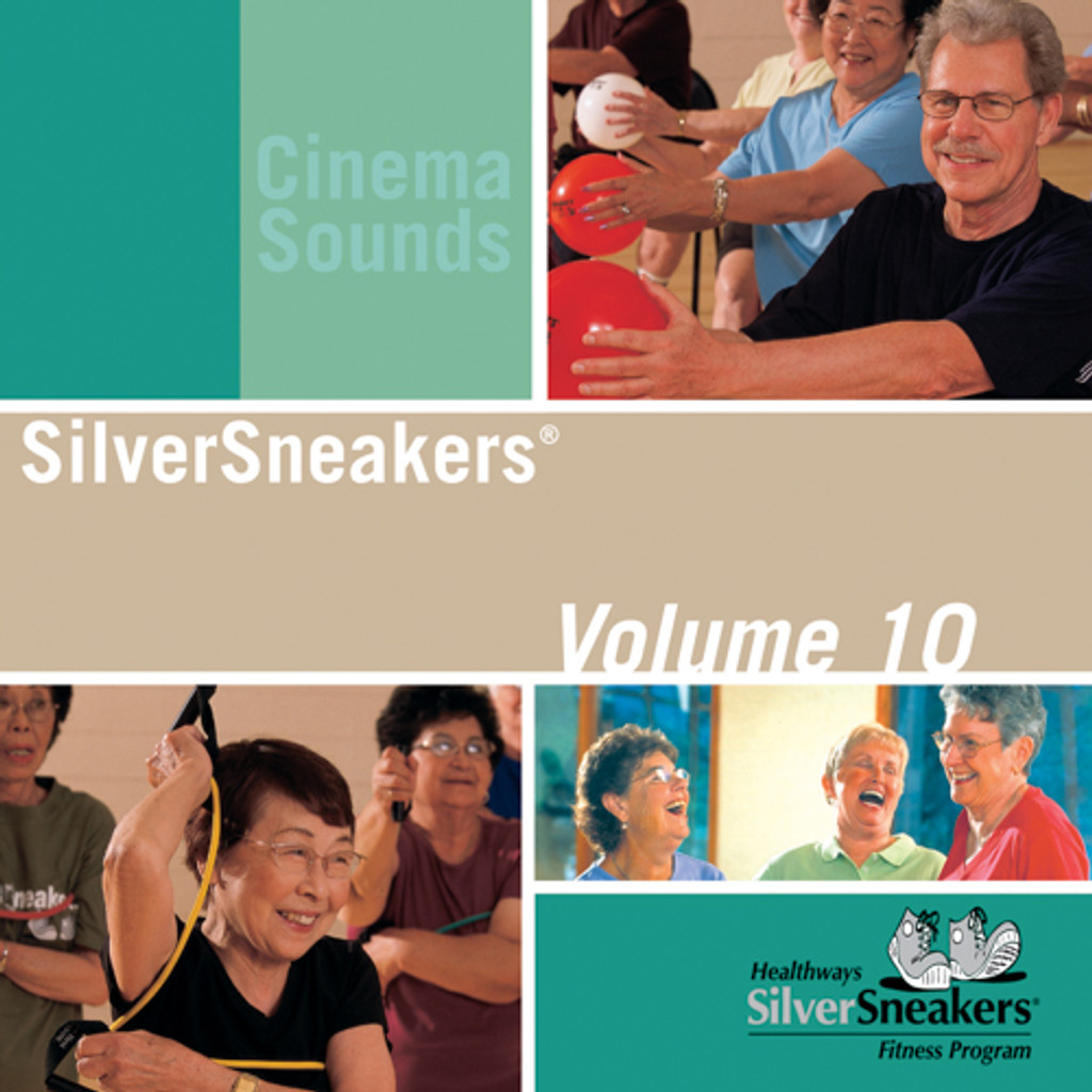CINEMA SOUNDS, SilverSneakers vol. 10