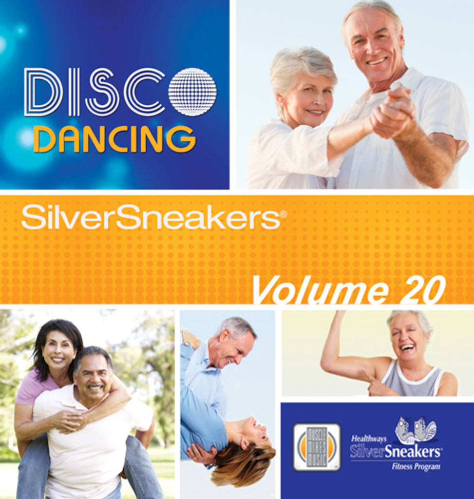 DISCO DANCING, SilverSneakers vol. 20