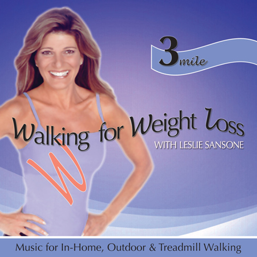Walking for Weight Loss-3 MILE WALK featuring Leslie Sansone