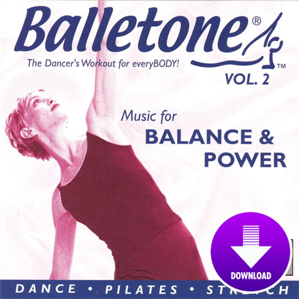 BALLETONE - Volume 2-Digital