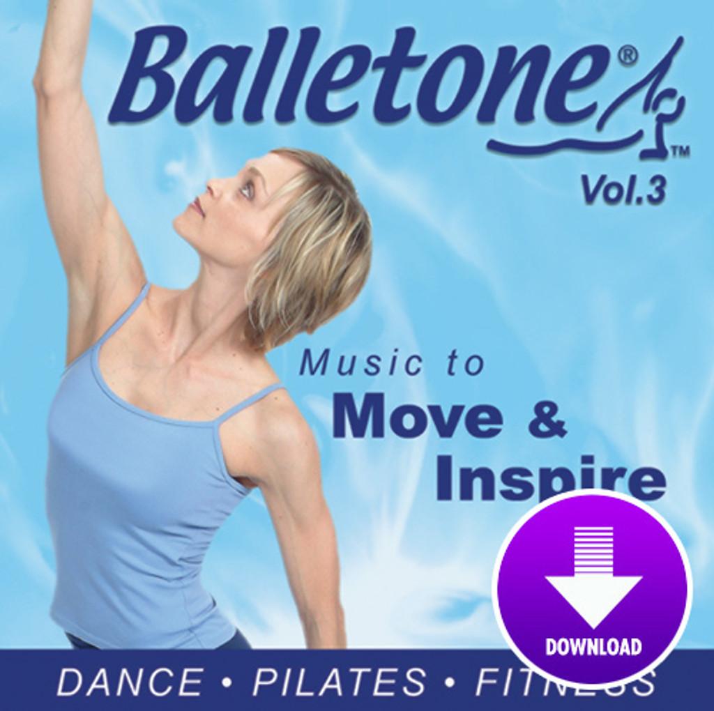 BALLETONE - Volume 3-Digital