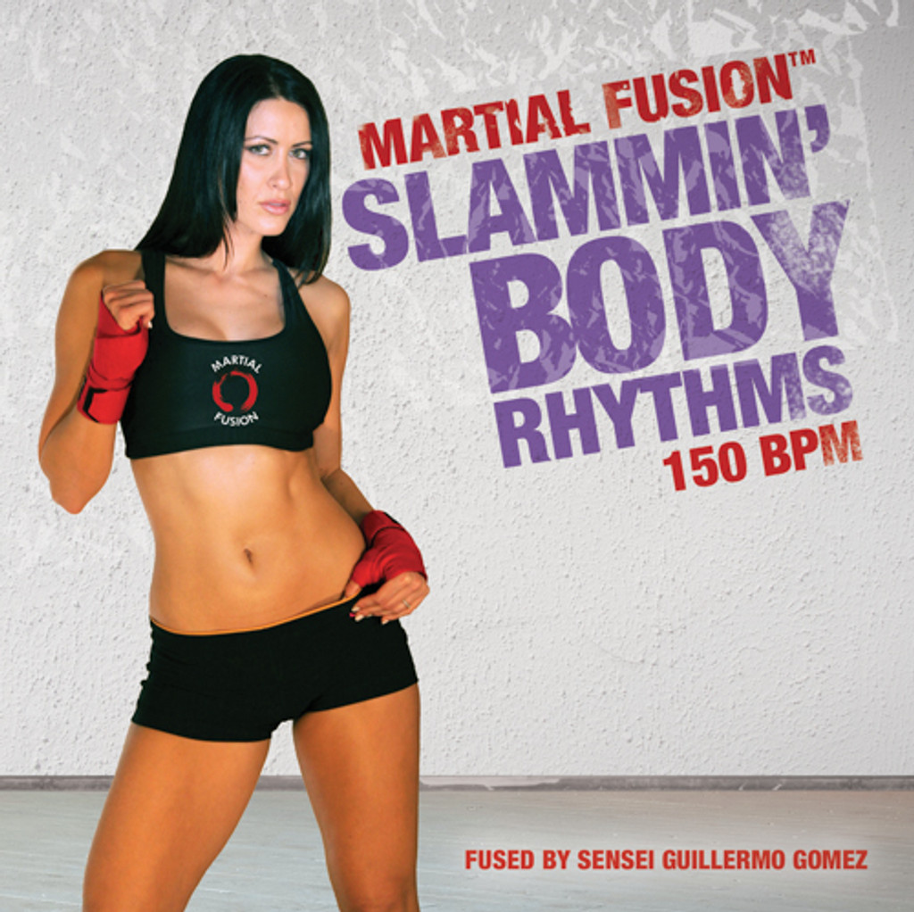 SLAMMIN' BODY RHYTHMS-CD