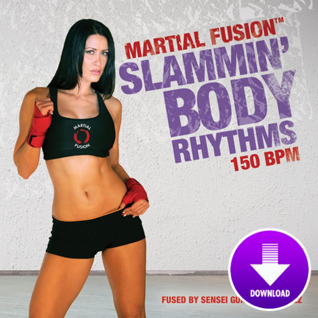 SLAMMIN' BODY RHYTHMS-Digital Download