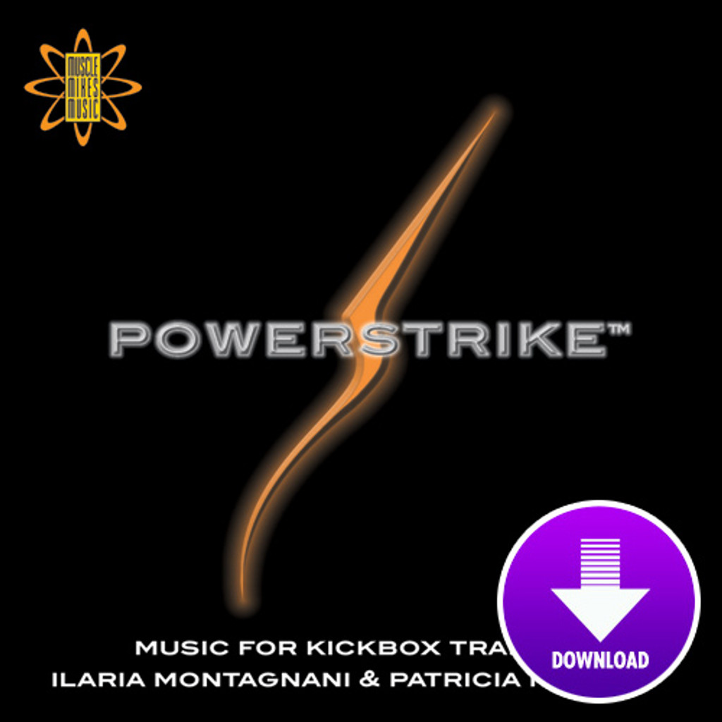 POWERSTRIKE featuring Ilaria Montagnani and Patricia Moreno-Digital Download