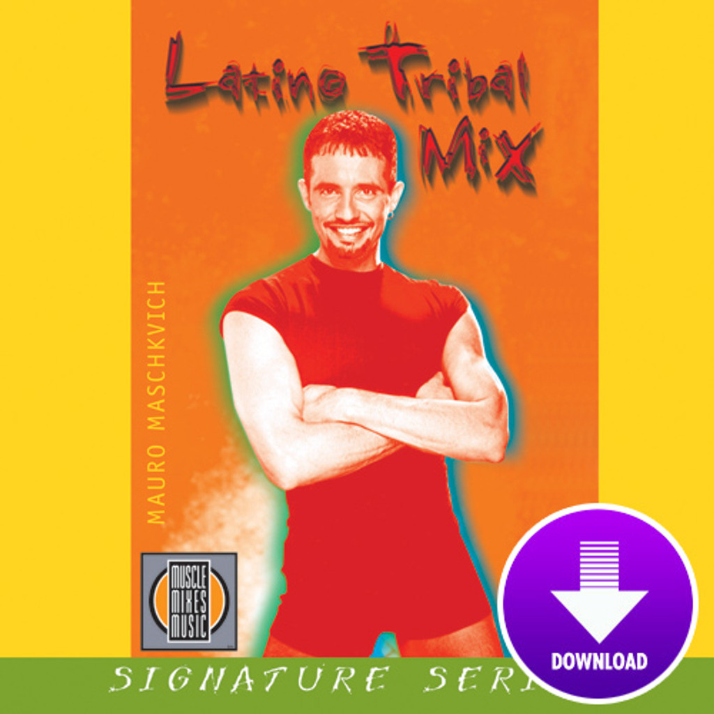 LATINO TRIBAL MIX-Digital