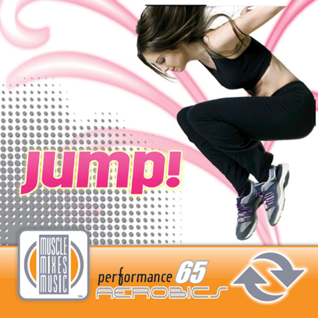 JUMP! Performance Aerobics 65-CD - DISCONTINUED